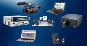 Réservation de matériel audiovisuel