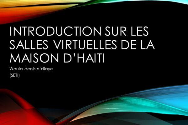 Le principe de fonctionnement des salles virtuelles